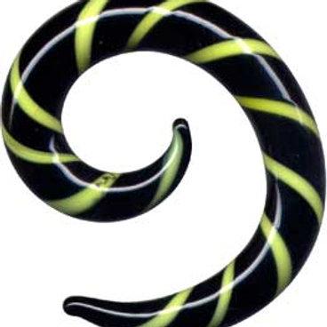 Hanger/spiral glas 4,8 mm.