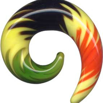 Hanger/spiral glas 8, 8,2 0g 8,4 mm.
