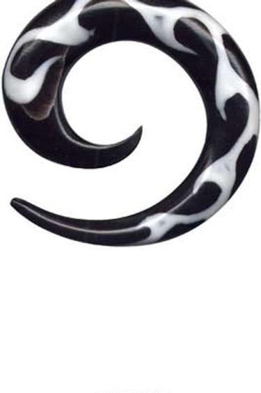 Hanger/ Spiral horn 5,5 mm.