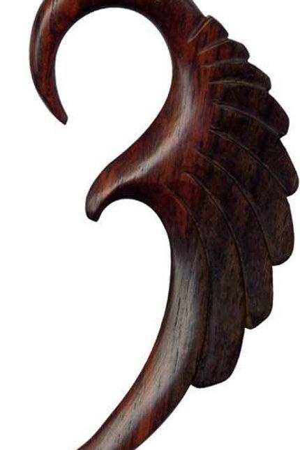 Hanger, Sono træ, ca. 5,2 mm.