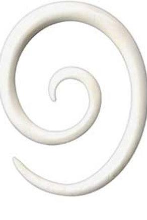 Hanger/ Spiral i Ben 2 mm.