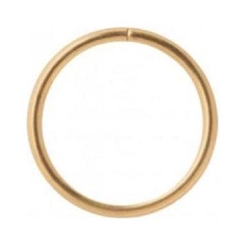 Steel Zircon Continuous/seameless ring