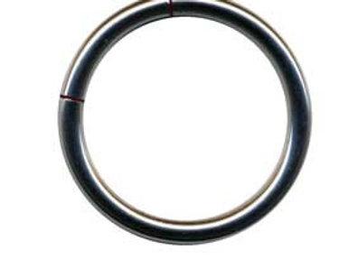 Titanium Segment ring 1,6 mm.trådtykkelse