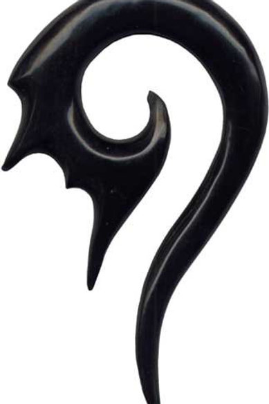 Hanger/ Spiral horn 6,5 og 7 mm.