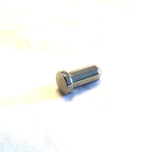 Plug, Kirugisk stål  5 mm