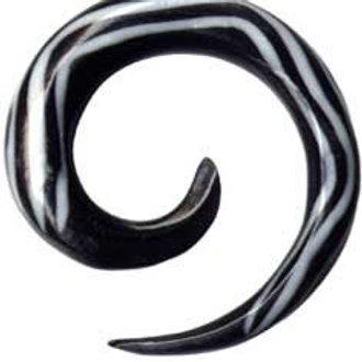 Hanger/ Spiral horn 5 mm.