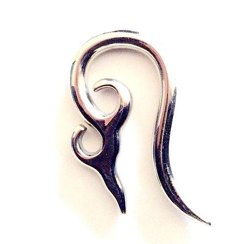 Hanger/Ear weights, Kirugisk stål  5 mm.