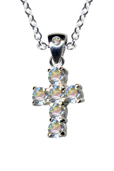 Flot halskæde i 925 sterling sølv