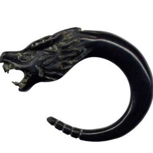 Hanger horn ca. 6 mm. Helvedes hund