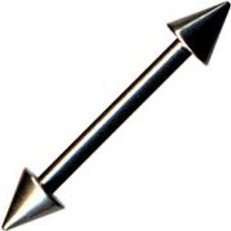 Barbell med cones 1,2