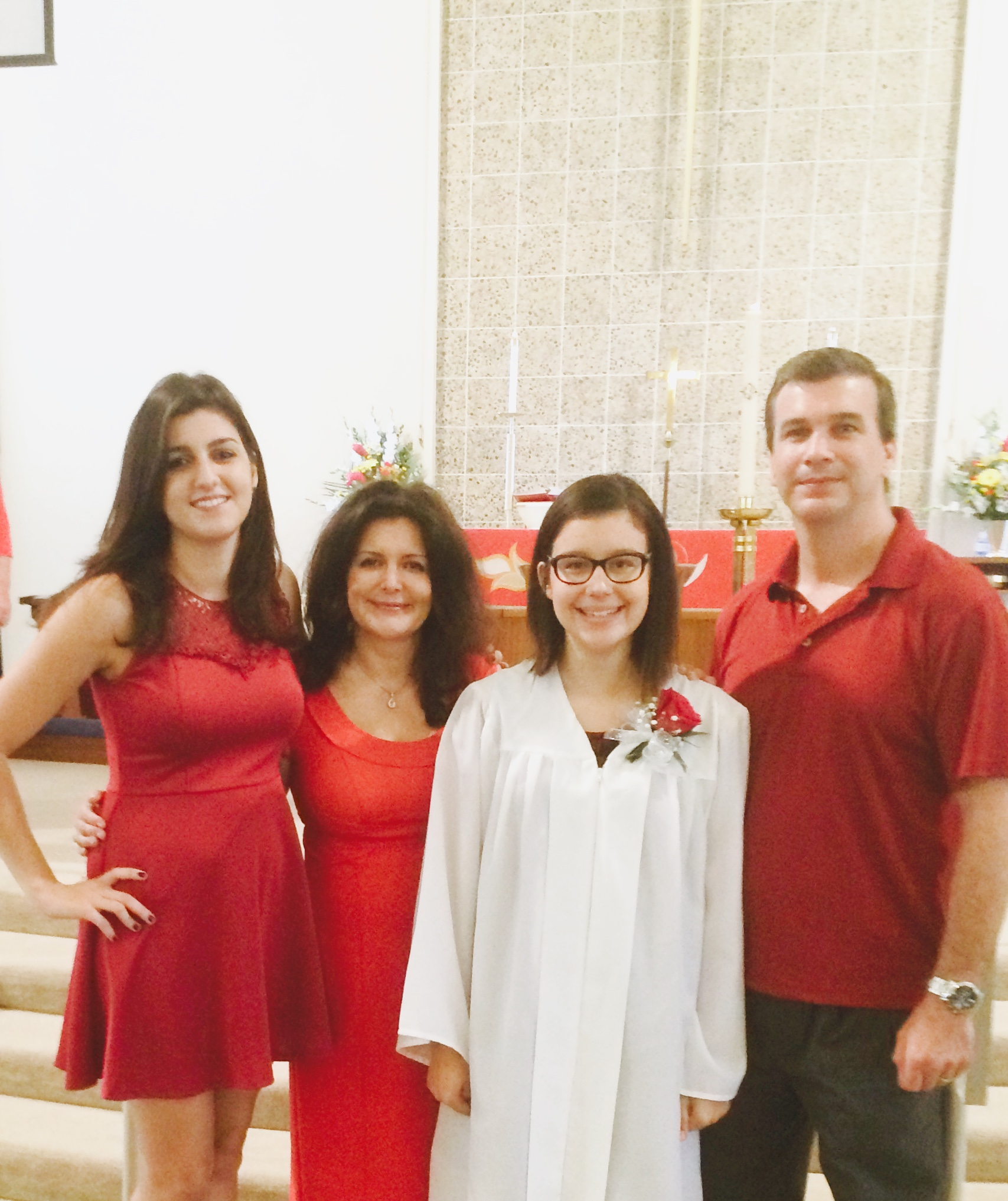 Confirmation Caitlyn Kester Oct 26 2014