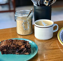 No.98 Kinross cafe coffee cake