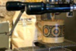 No.98 Kinross cafe Union coffee