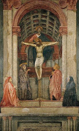 Masaccio and the Holy Trinity