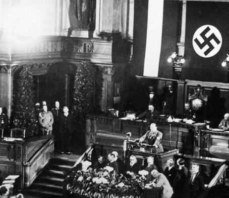 Enabling Hitler