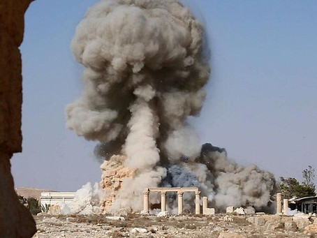 The Erasure of History: ISIL's Mission to Destroy Non-Islamic Religious Artifacts and Buildings