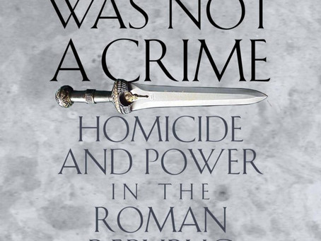 Book Review- Murder Was Not a Crime