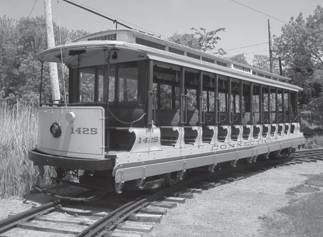 The Trolley Problem: The Demise of the Streetcar in New Haven