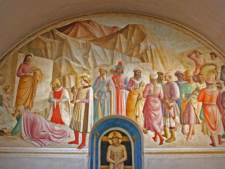 Art as Power: The Medici Family as Magi in the Fifteenth Century