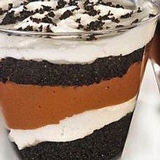 Chocolate Cream Pie Cup