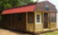 Storage Shed, Cabin