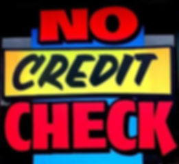 No Credit Check