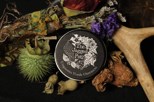 Unguento Verde Witches Flying Ointment