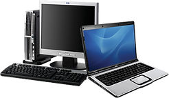desktop and laptops