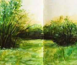 Carnet de paysages