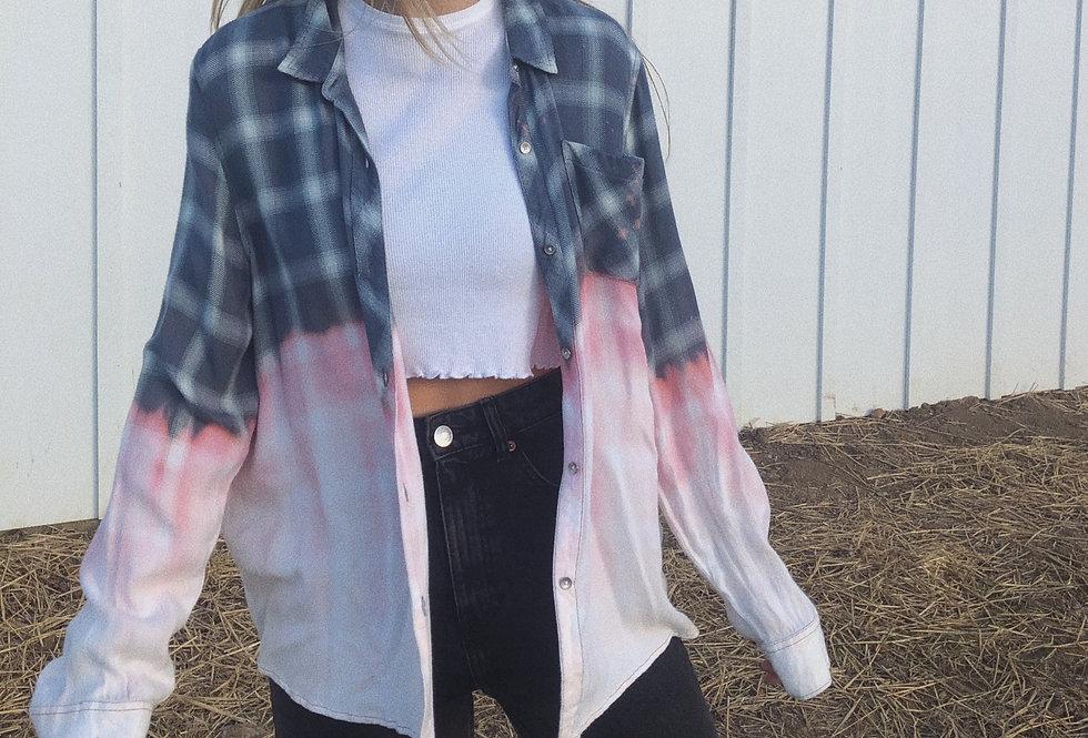 Calvin Klein Super Soft Flannel Fade