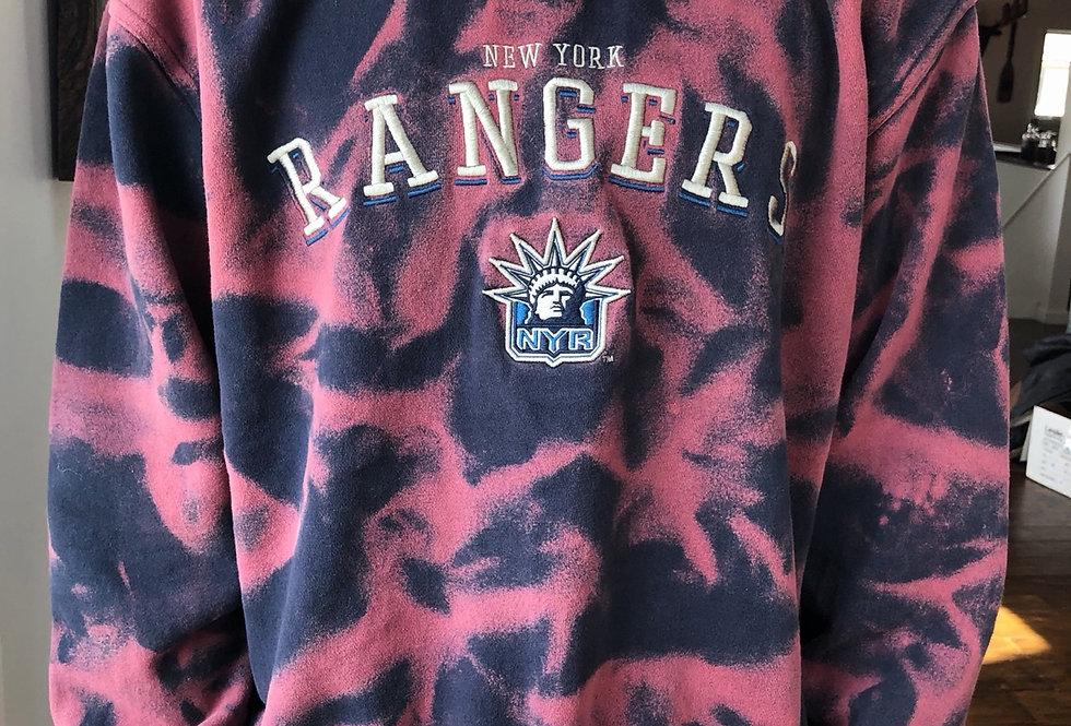 Rare 90s NY Rangers Crew Neck