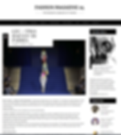 Pariha by Pariitha MN Paris Fashin Week Global Fashion Collective