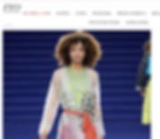 Fashion Week Online Pariha by Parinith MN Global Fashion Collective Paris Fashion Week Two Halves