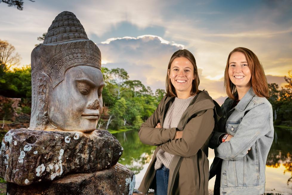 photobooth boeddha thailand