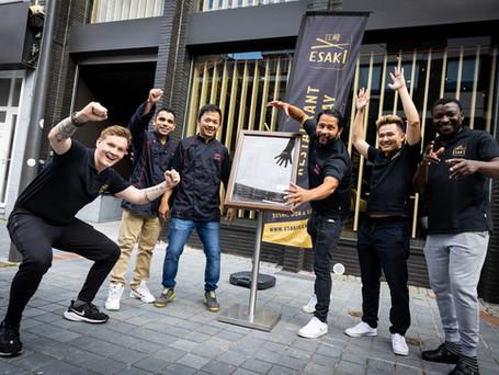 Esaki Sushi Genk opent deuren van restaurant