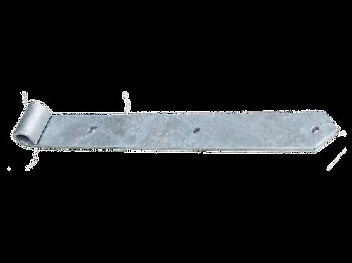 Hengsel 16 mm verzinkt 40 cm