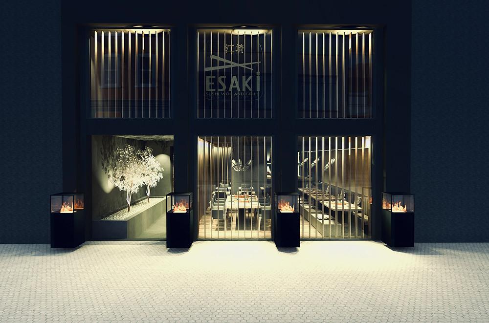 Restaurant Esaki in Genk