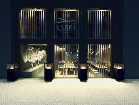 Esaki opent sushirestaurant in Genk