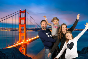 photobooth san francisco golden gate bridge