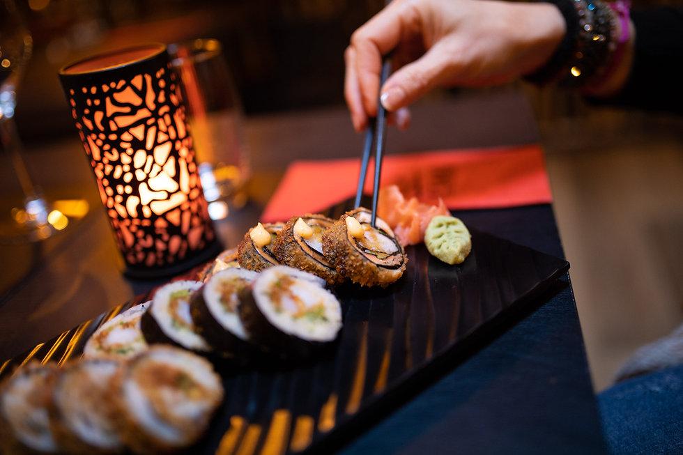 Sushirestaurant Hasselt - Esaki Sushi Hasselt
