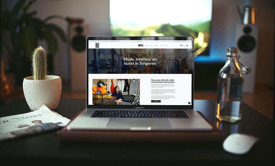 Webdesign Winnie Moresi