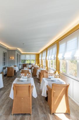 Gezellig uit eten in Trois-Ponts Hostellerie Beau Site