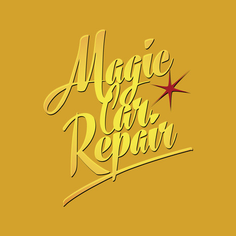 Logo Magic Car Repair