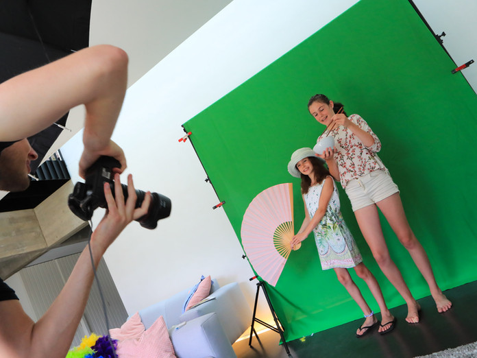 green screen photobooth limburg meerskat