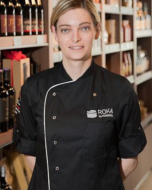 Kaasmeester Soffia van kaaswinkel ROK4 in Tongeren
