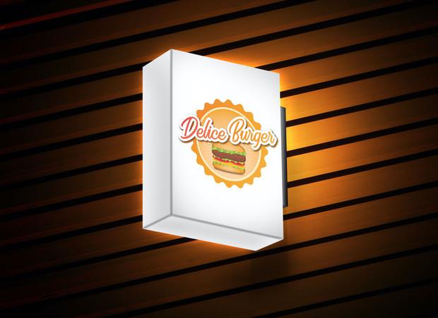 Delice Burger