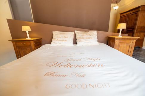 Bed B&B Haspenhoeve in Herstappe bij Tongeren
