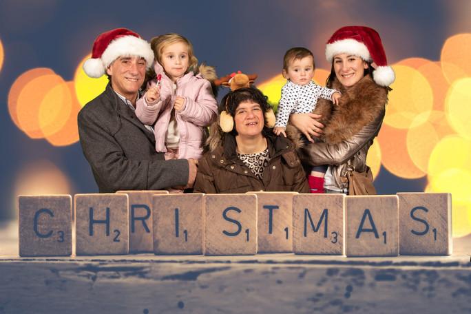 photobooth kerstmis