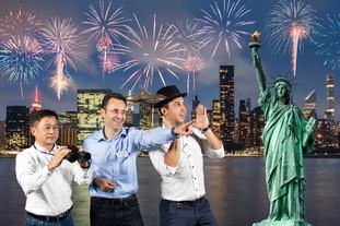 photobotoh vrijheidsbeeld new york
