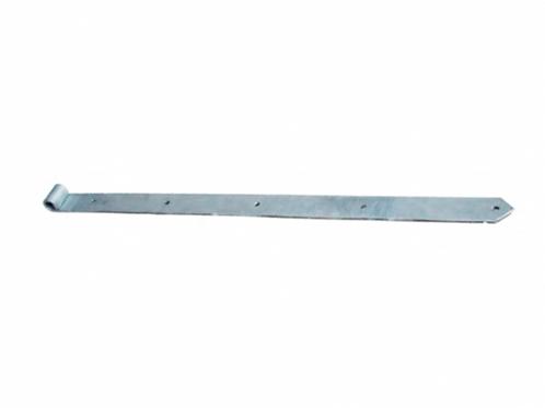 Hengsel 16 mm verzinkt 80 cm